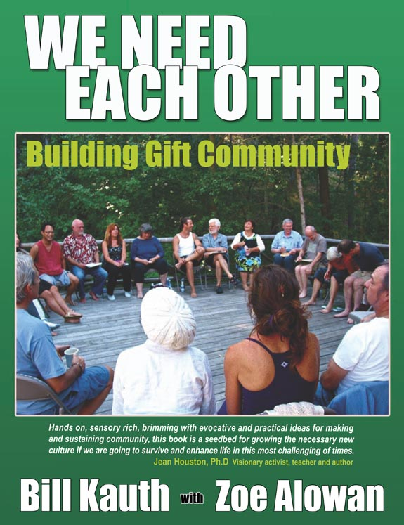 We Need Each Other - Building Gift Community - front cover