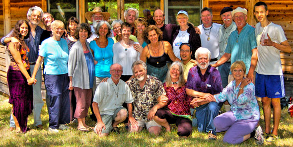 Bridging Retreat 2012 Group photo